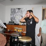 Bastien (Percussions)